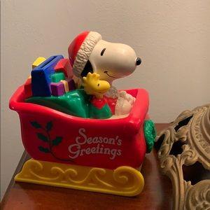 Peanuts Christmas decoration